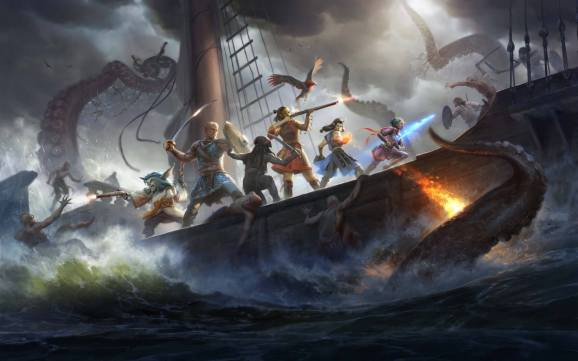 Obsidian delays Pillars of Eternity II: Deadfire to May 8