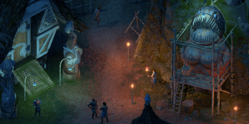 Pillars of Eternity II: Deadfire reaches backers and public on April 3