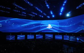 Sony may have someone new onstage in the future.