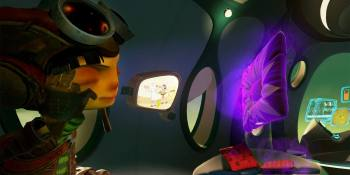 Psychonauts in the Rhombus of Ruin comes to PlayStation VR on February 21