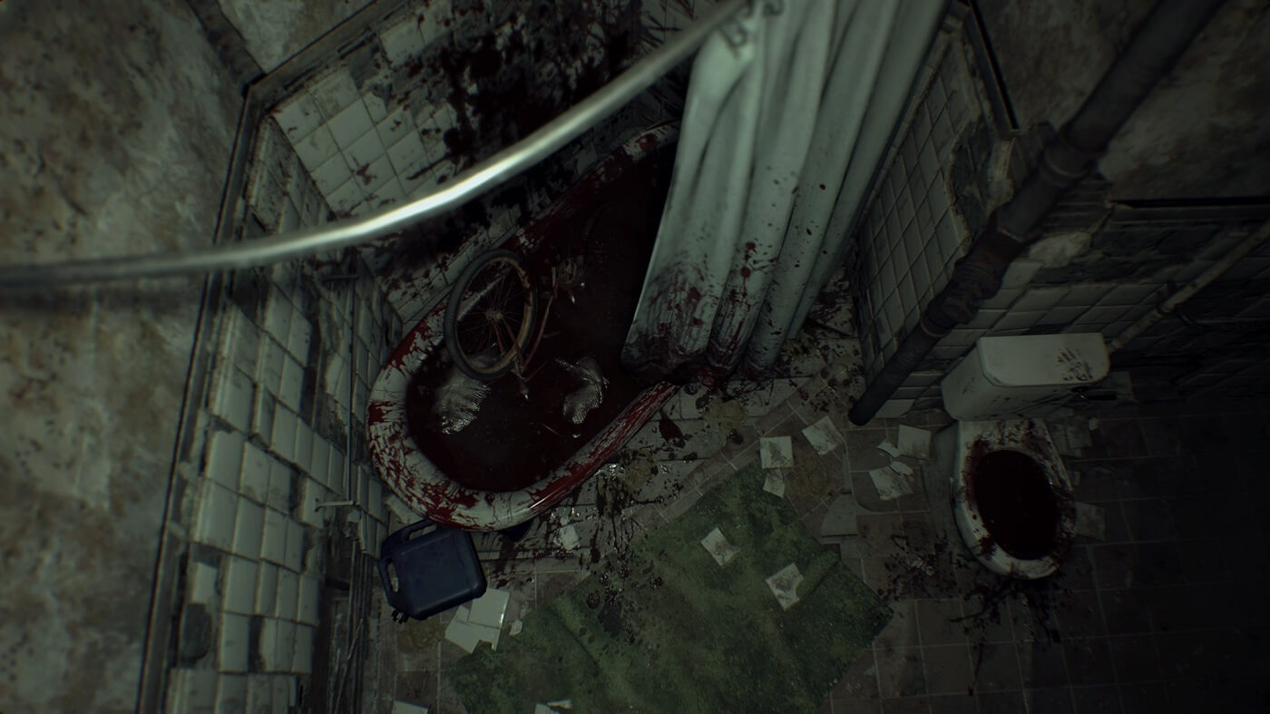how to pass ethans challenge resident evil
