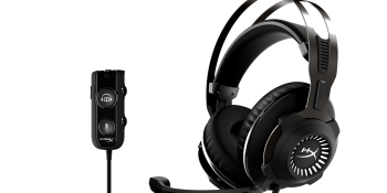 HyperX reveals Cloud Revolver S headset with plug-and-play Dolby Surround Sound
