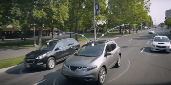 AT&T, Delphi, and Ford partner to create an LTE network that helps cars avoid accidents