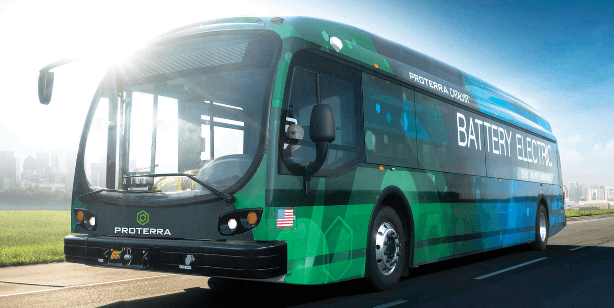 Proterra Closes on $55M Funding to Advance Electric Transit Industry