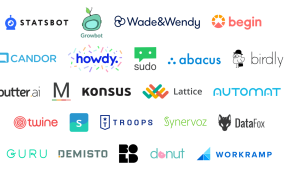 The Slack Fund, with partners like Index Ventures and Andreessen Horowitz, has invested in 25 companies making bots for business and collaboration