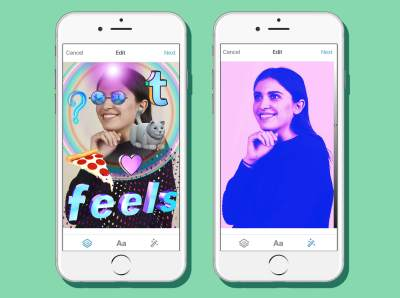 Tumblr now lets you add stickers and filters to photos and