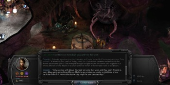Torment: Tides of Numenera is a pimple-poppin' journey in the belly of a transdimensional beast
