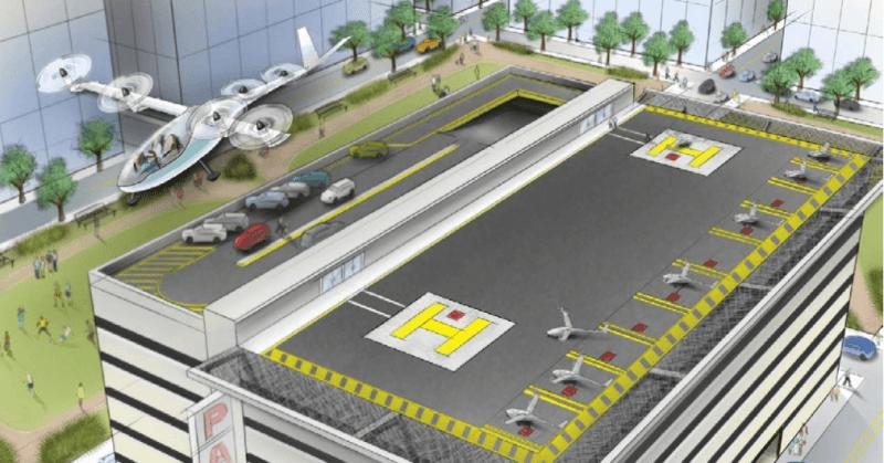 Uber's fantastical future vision