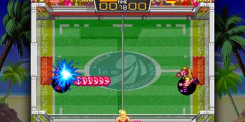 Windjammers launches August 29 on PS4, Vita thanks to retro revival house DotEmu