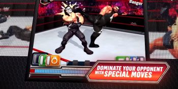 WWE teams up with Scopely for new puzzle RPG, WWE Champions