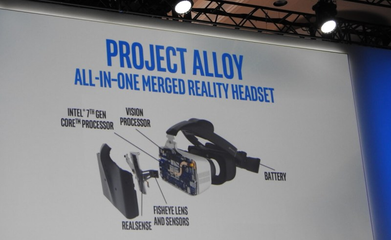 Intel's Project Alloy