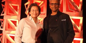 AMD's leaders believe that hardware is hot again