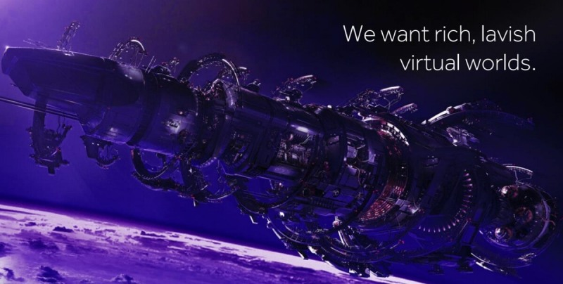 AMD promises rich worlds with Vega-based graphics.