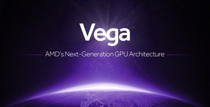 AMD's Vega graphics architecture is aimed at the high end of games and VR.