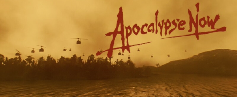 Art from the Apocalypse Now game.