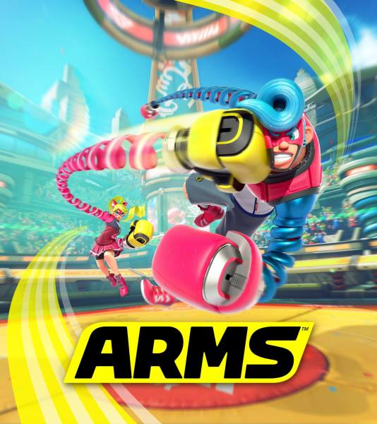 Arms.