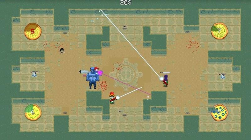 Screenshot of Battlesloths 2025