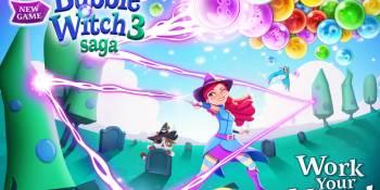 Sensor Tower: King's Bubble Witch 3 Saga crosses 10 million downloads since January 11 launch