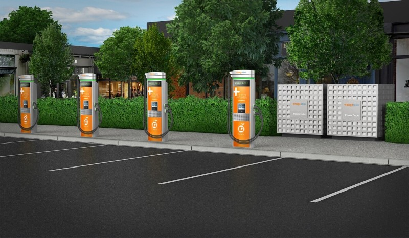 ChargePoint promises 8x faster charging for electric cars.