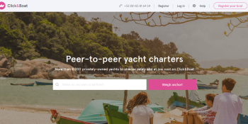 France's Click & Boat raises $1 million for its Airbnb for boats service