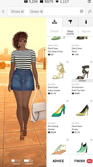 Covet Fashion's competitions will now feature a randomly chosen model from a diverse selection.