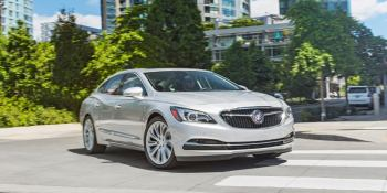 Can the 2017 Buick LaCrosse make you a smarter driver?