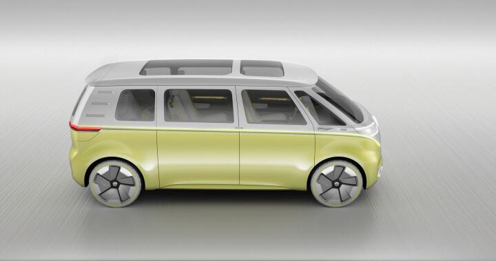 Microbus: I.D. Buzz