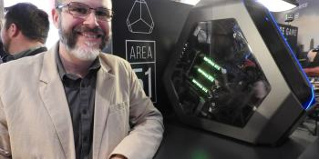 How game hardware inspires PC design at Dell