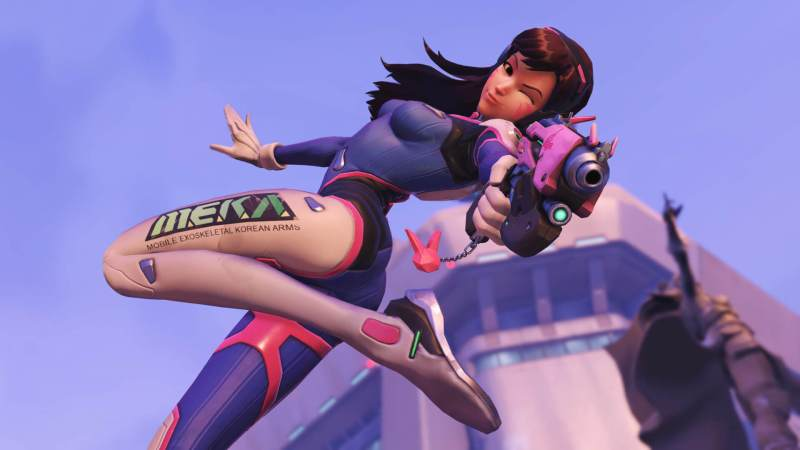 D.Va's ultimate isn't the most annoying nuke in Overwatch.