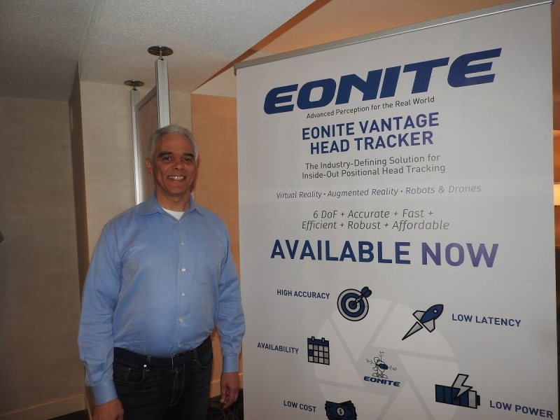 Youssri Helmy, CEO of Eonite.
