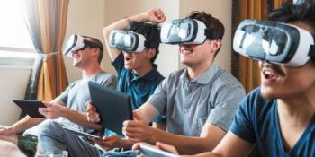 The emerging business strategies for monetizing virtual reality