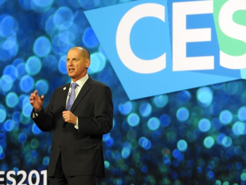 Gary Shapiro opens CES 2017.