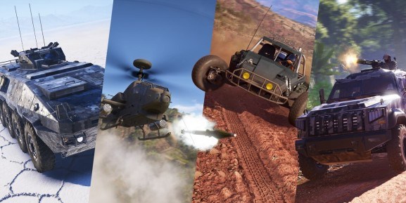 photo image Tom Clancy's Ghost Recon: Wildlands gets another free patch