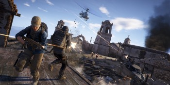 How Ubisoft built Ghost Recon Wildlands as a huge open world where you can do anything