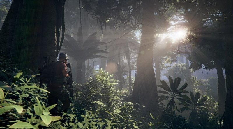 Ghost Recon Wildlands has many different environments.