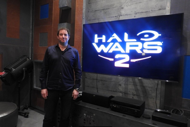 David Nicholson, executive producer at Creative Assembly, talks about Halo Wars 2.