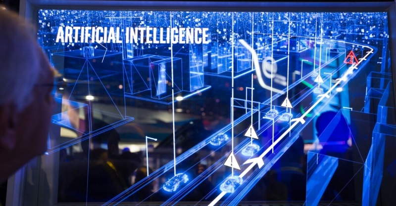 Intel believes that AI will be a huge part of car computing in the future.
