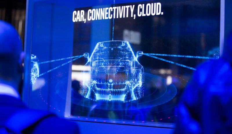 The Intel Go platform will span from the car to the cloud.