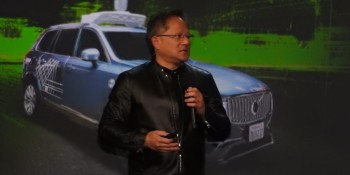Nvidia CEO says graphics chips and deep learning are driving huge innovations