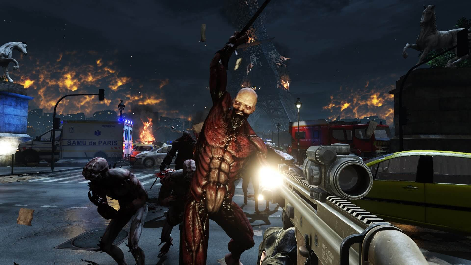 Why Deep Silver Brought Killing Floor 2 To Playstation 4