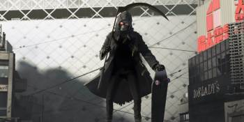 Let It Die hacks and slashes its way to 4 million downloads