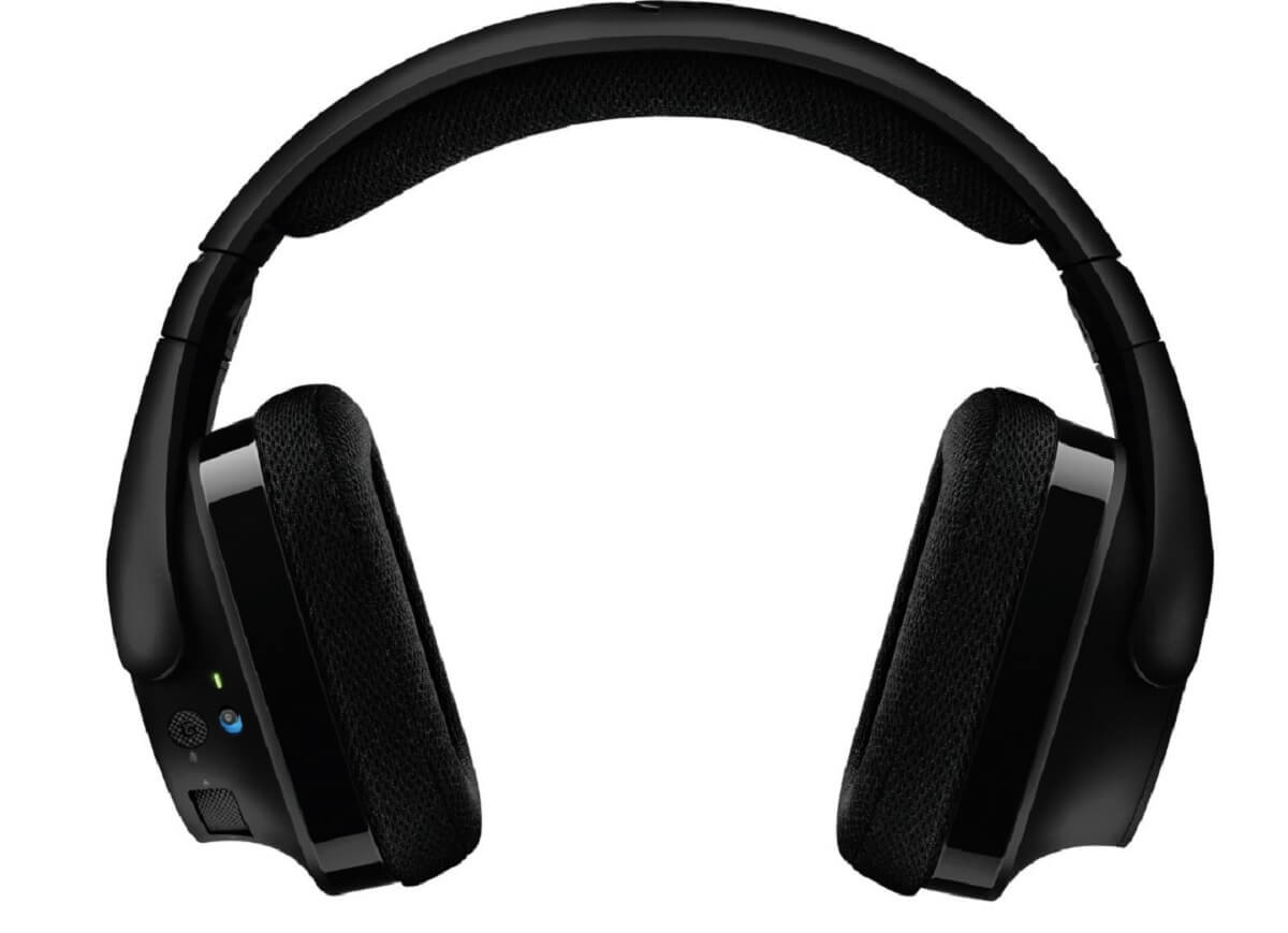 Logitech's G533 wireless gaming headset is for serious mainstream