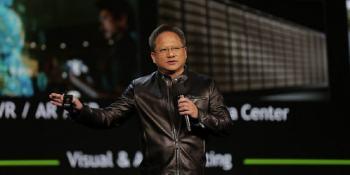 Nvidia CEO Jen-Hsun Huang dives deep into gaming, VR, autonomous cars, and Shield TV