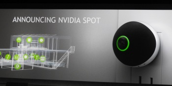 Nvidia Spot extends Google Assistant voice controls through your whole home