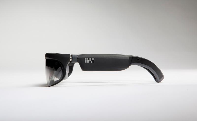 ODG's R-8 and R-9 smartglasses.