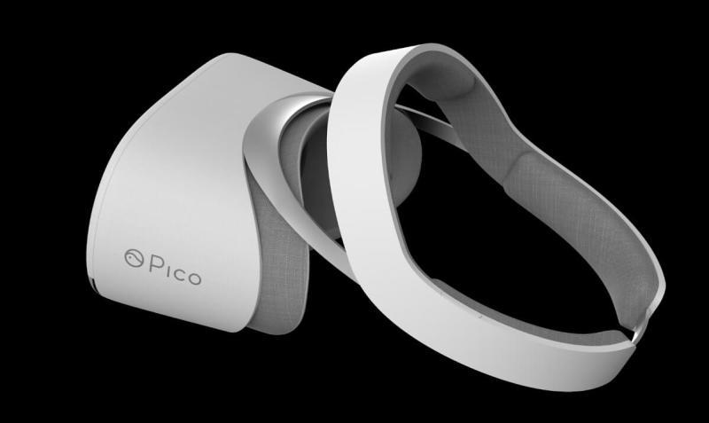 Pico Neo CV VR headset uses a Qualcomm Snapdragon 820.