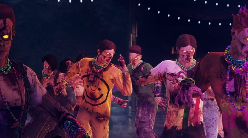 Rave in the Redwoods is the latest zombie episode for Call of Duty: Infinite Warfare.