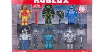 Roblox launches toys based on its user-generated games
