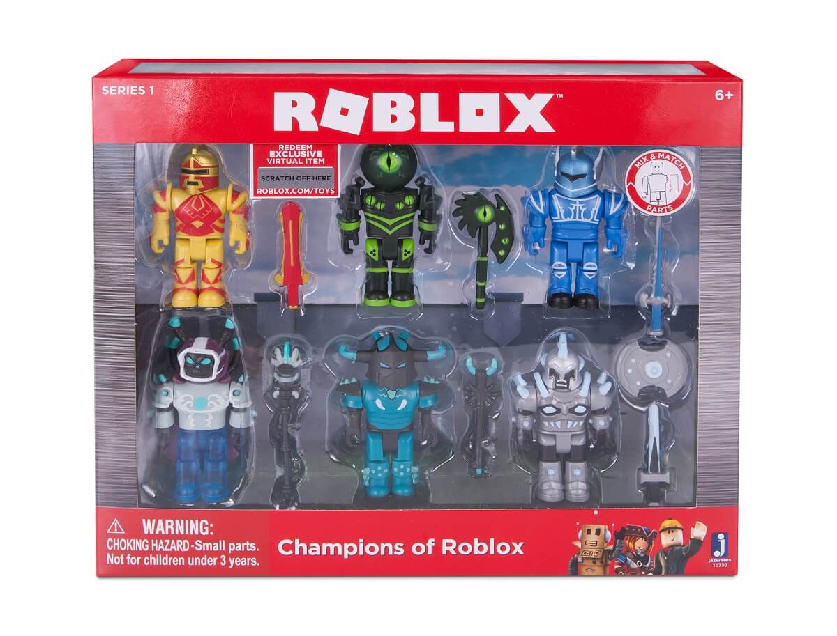Roblox Launches Toys Based On Its User Generated Games Venturebeat