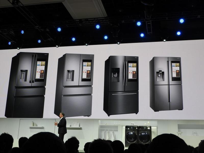 Samsung Family Hub 2.0 is spreading the smart fridge everywhere.